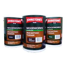 Johnstone Shed Fence Paint 5ltr Green