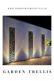 Decorative Garden Screens Free Next Day Uk Delivery Uk Weather Proof Modern Fence Design Garden Fence Panels Fence Design