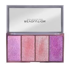 blush palette revolution makeup vine