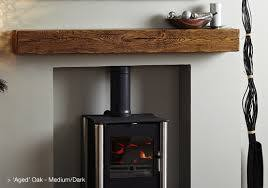 wooden beams for stoves