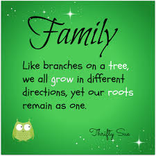family quote thrifty sue
