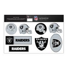 Las Vegas Raiders Large Oakland Raiders Decal Pack Skinit