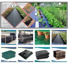 woven mulch weedmat weed control mat