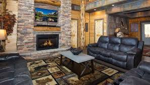 cabin rugs for your rustic log or