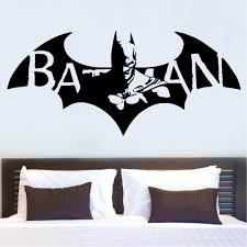Wholesale Batman Bedroom Wall Stickers Buy Cheap In Bulk From China Suppliers With Coupon Dhgate Black Friday