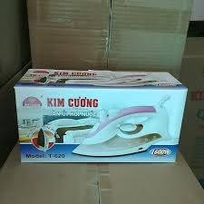 Bàn Ủi Hơi Nước Kim Cương T-620: Mua bán trực tuyến Bàn ủi với giá ...