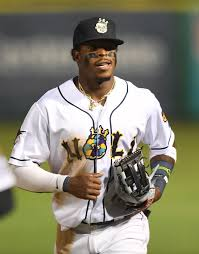 New Orleans Baby Cakes outfielder Monte Harrison - July 3, 2019 Photo on  OurSports Central