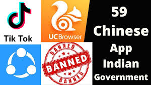 India's Digital Strike Against China: GOI Banned 59 Chinese Apps ...