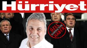 İsmail Er 'den Beşiktaş 'a cevap; Hürriyet Gazetesi yalan haber yapmaz