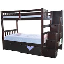 kids bunk beds solid wood