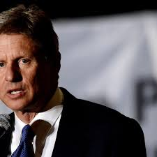 Presidential hopeful Gary Johnson is no Libertarian. He's a pro-pot Trump |  US politics | The Guardian