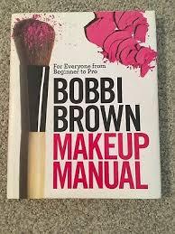 bobbi brown makeup manual for