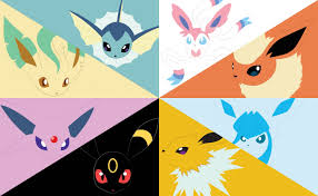 62 eevee evolutions wallpapers on