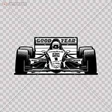 Amazon Com Stickers Decals F1 Car Logo Car Window Wall Art Decor Doors Helmet Truck Motorcycle Note Book Mobile Laptop Mechanic Store Size 5 X 2 2 Inches Vinyl Color Print Kitchen Dining