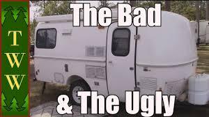 my casita travel trailer the bad the