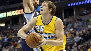 Timofey Mozgov traded to Cavaliers from Nuggets