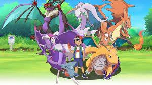 Top 5 Pokemon hệ Rồng của Satoshi - YouTube