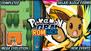 Completed) New Pokemon Gba Rom Hack (2020) With New Characters ...