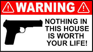 Warning There Is Nothing Inside Worth Your Life Bumper Sticker 4 99 Picclick