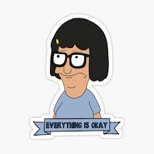 Bobs Burgers Stickers Redbubble