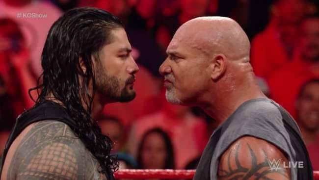 WWE Rumor: Goldberg Vs. Roman Reigns Could Happen At Wrestlemania 36 2