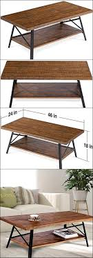 45 Rustic Coffee Tables And Diy Plans Rustic Home Decor And Design Ideas