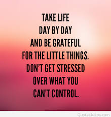 be grateful for your life motivational quote