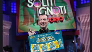 Soliti Ignoti | Lotteria Italia 2019 | Rai1 | Amadeus