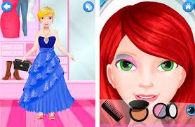 princess beauty makeup salon apk