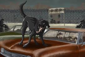ArtStation - Junkyard Dog , Melissa Goodwin