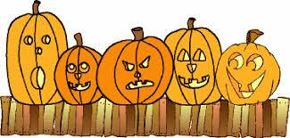 Five Little Pumpkins Felt Board Rhyme