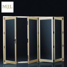 glass folding bifold doors