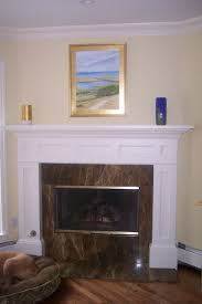 fireplace mantel remodel traditional