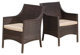orchard outdoor wicker dining chairs