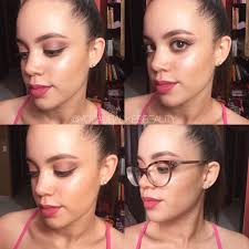 go to summer makeup routine