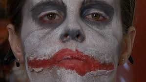 how to apply heath ledger joker makeup