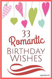 r tic birthday wishes that will make your sweetie swoon