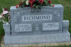 Ramona Scott Richmond (1931-2003) - Find A Grave Memorial