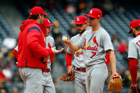 St. Louis Cardinals: Luke Weaver on the justified hot seat
