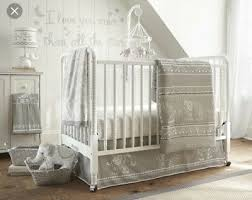 Levtex Baby Jungalo Animal Themed 5 Piece Crib Wall Decal Bedding Set Nwt 115 00 Picclick