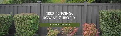 Trex Fencing The Composite Alternative To Wood Vinyl Trex Fencing Composite Provides A Beautiful Unique Low Maintenance Alternative To Wood And Vinyl