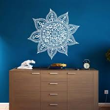 Mandala Wall Decal Hindu Decor Sticker Decals Market