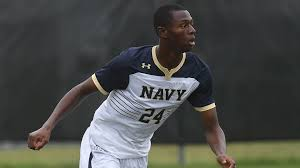 Tyler Collins - Men's Soccer - Naval Academy Athletics