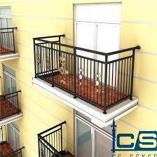 China Cheap Steel And Auluminum Air Conditioner Bracket Air Conditional Fence China Air Conditioner Bracket Balcony