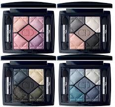 dior 5 couleurs eyeshadow palettes for