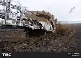 Image result for surface Coal mining equipment image