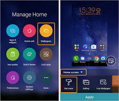 zenui launcher how to customize your