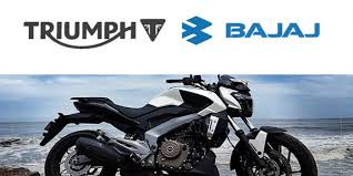 triumph uk and bajaj auto india