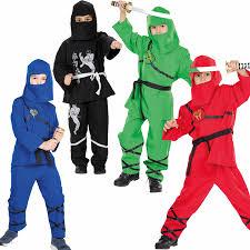 Kostümverleihkiste Basic Ninjago: Cole, Kostümset 8-16 Kinder
