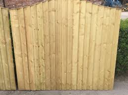 Omega Top Fence Panel Heavy Duty Js Fencing Supplies